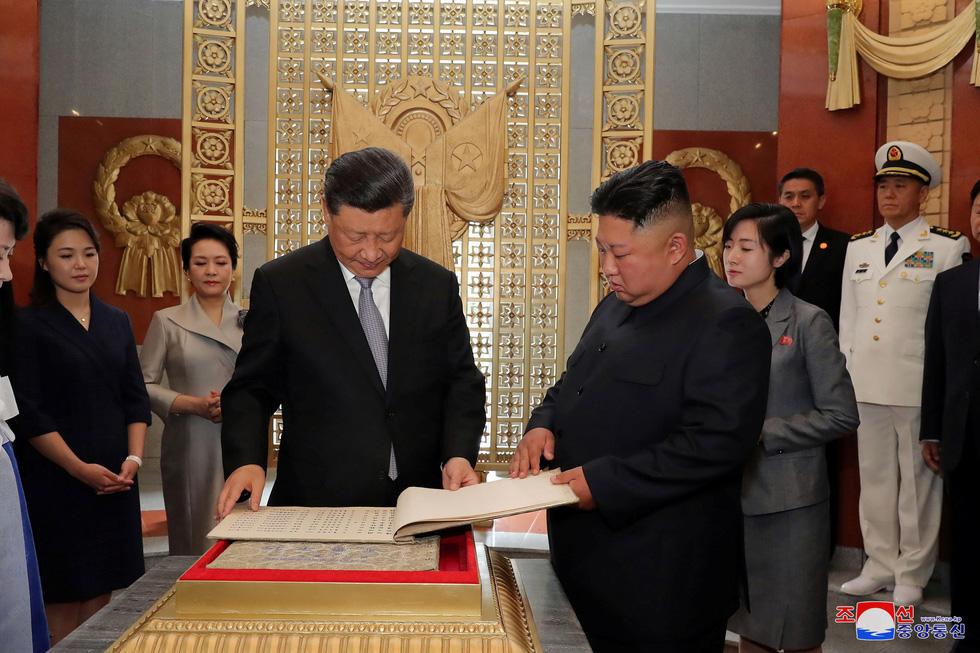 Trung - Triều giữ quan hệ sắt son 'bất kể thế giới có ra sao' - Ảnh 8.
