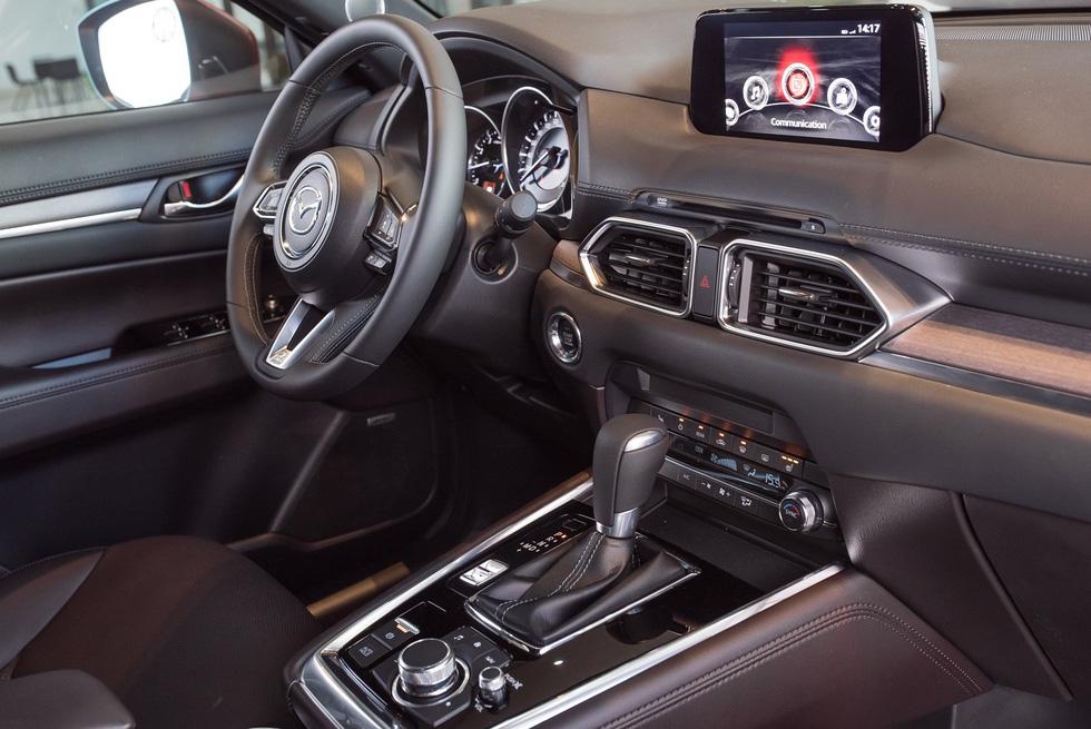Thaco ra mắt mẫu xe Mazda CX-8, giá từ 1,149 tỉ đồng - Ảnh 6.