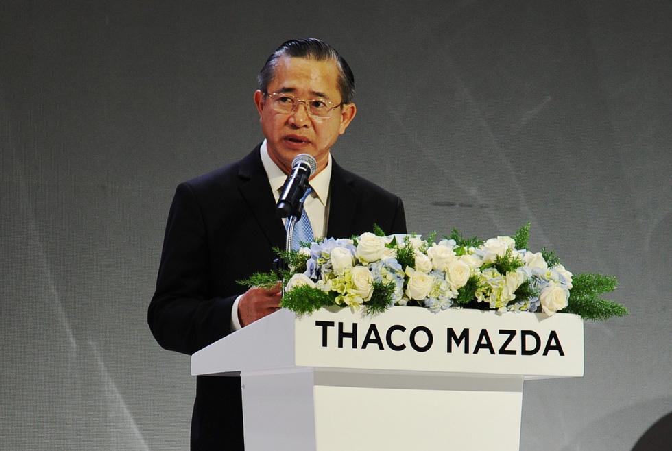 Thaco ra mắt mẫu xe Mazda CX-8, giá từ 1,149 tỉ đồng - Ảnh 2.