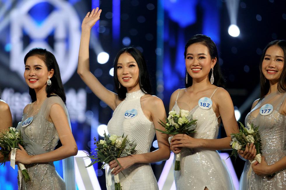 20 cô gái đẹp nhất phía Nam vào chung kết Miss World Việt Nam 2019 - Ảnh 17.