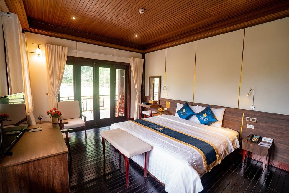 Saigontourist khai trương khu nghỉ dưỡng Sài Gòn - Ba Bể - Ảnh 5.