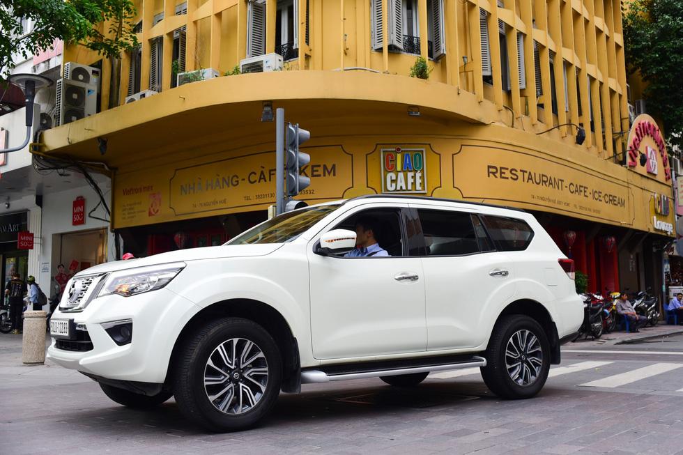 Đánh giá xe Nissan Terra ở hai mục đích sử dụng phổ biến nhất Việt Nam - Ảnh 1.