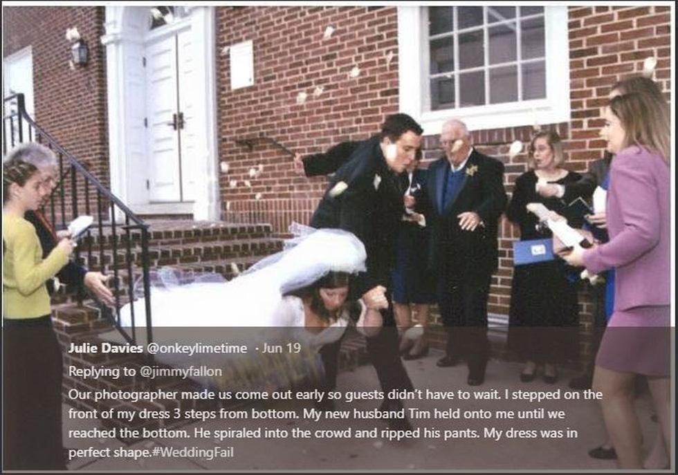 Không nhịn được cười với những đám cưới thất bại - Ảnh 7.