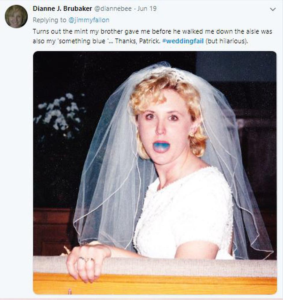 Không nhịn được cười với những đám cưới thất bại - Ảnh 2.