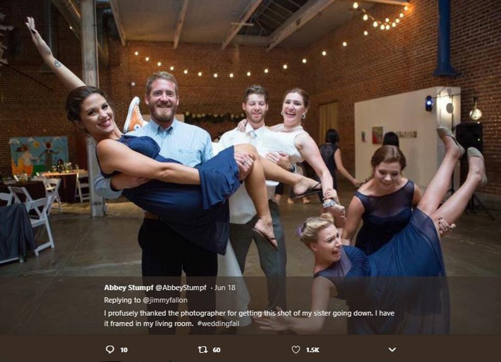 Không nhịn được cười với những đám cưới thất bại - Ảnh 5.