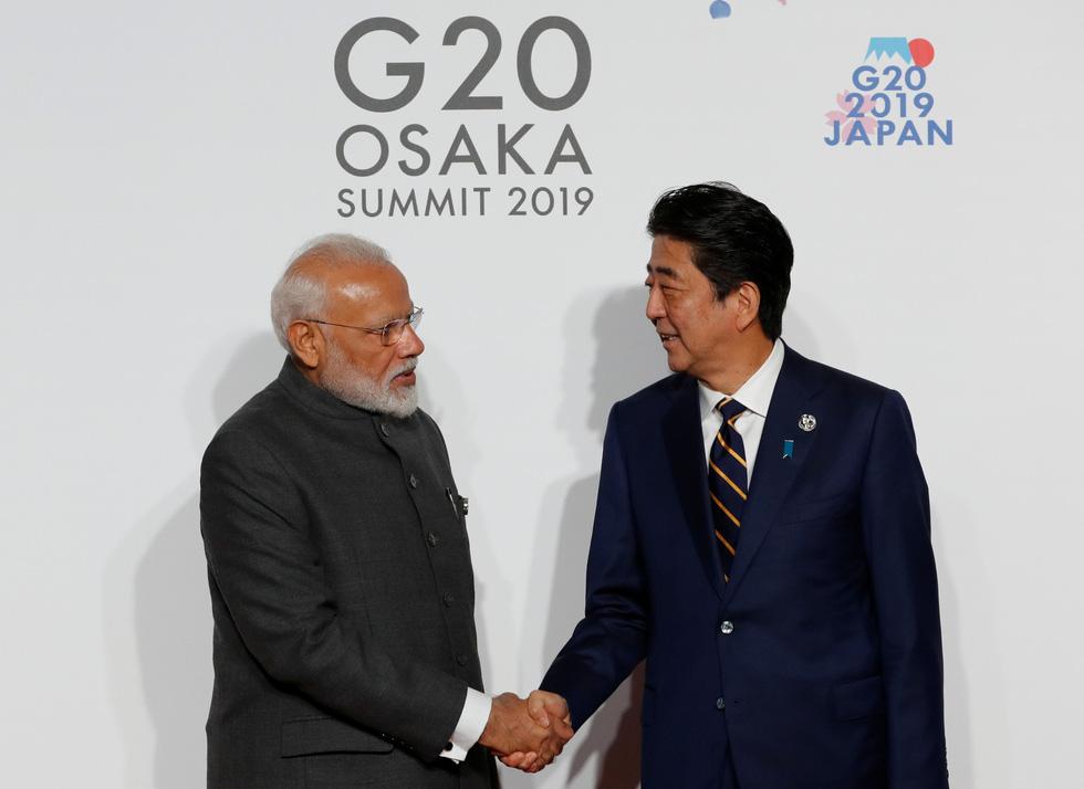 Tiết lộ hậu trường chụp ảnh gia đình G20 ở Osaka - Ảnh 8.