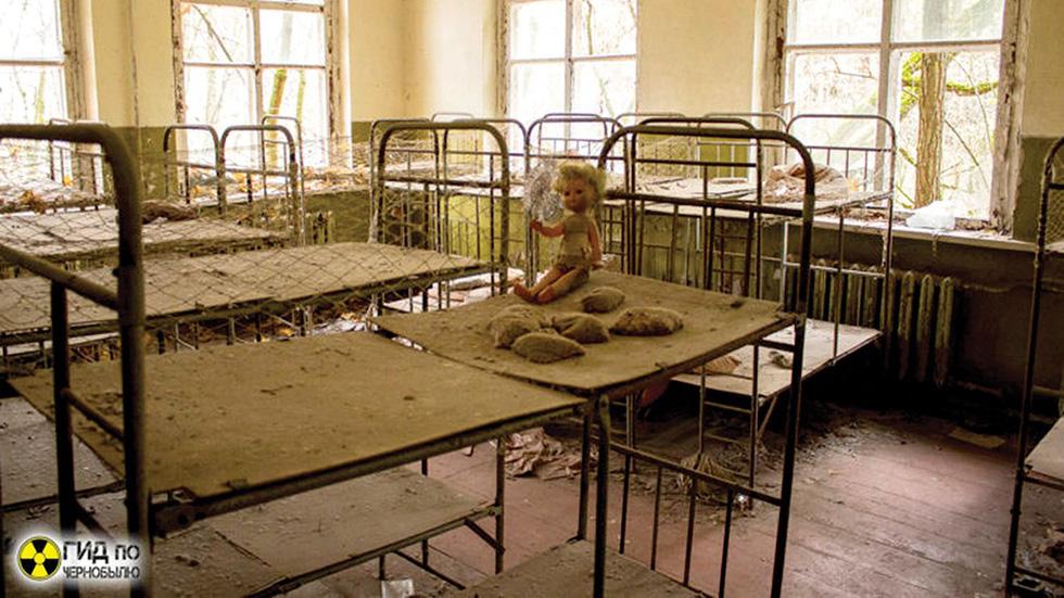 Chernobyl và... Chernobyl! - Ảnh 4.