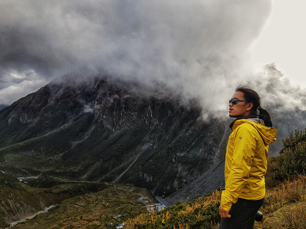 Giữ sức khỏe, chống say độ cao khi leo núi, trek đường dài  - Ảnh 1.