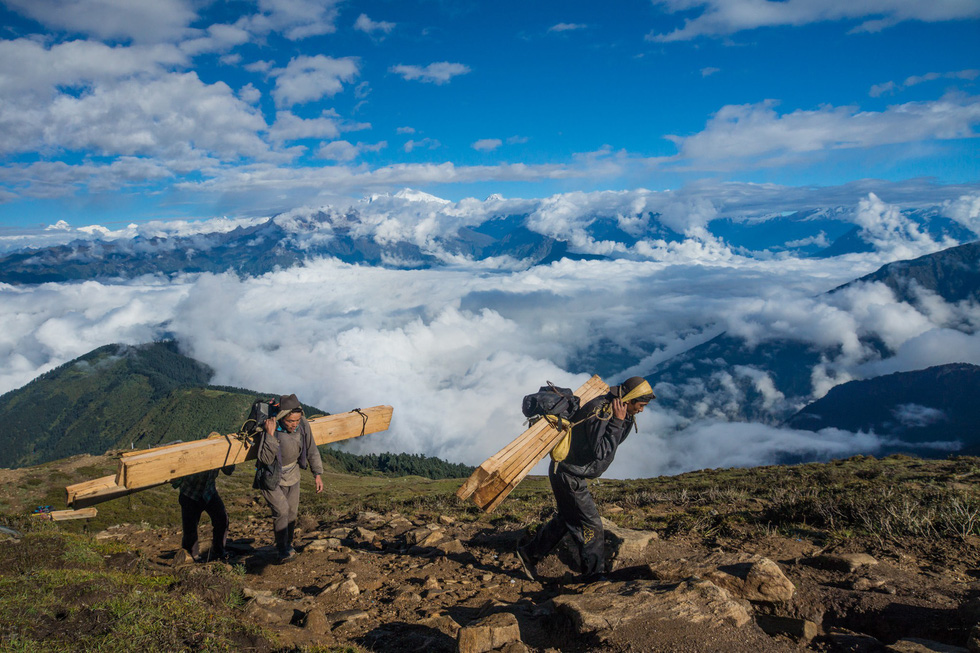 Giữ sức khỏe, chống say độ cao khi leo núi, trek đường dài  - Ảnh 8.
