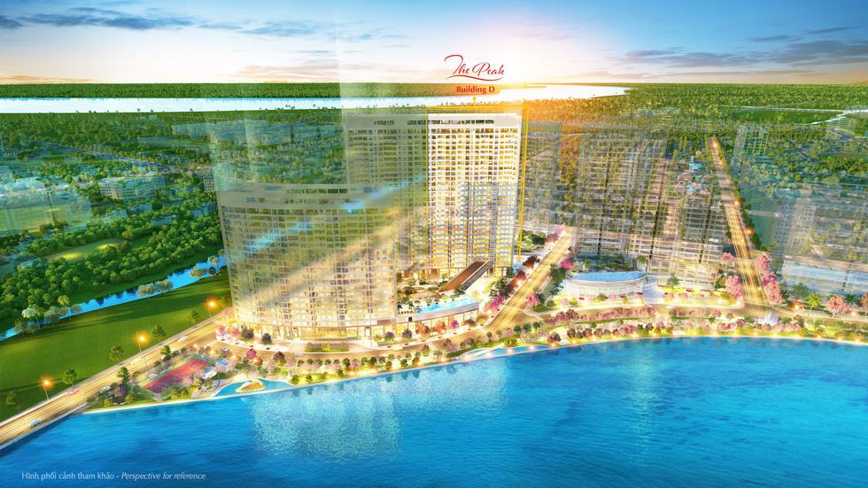 Phú Mỹ Hưng mở bán toà nhà view toàn cảnh đô thị - Ảnh 1.