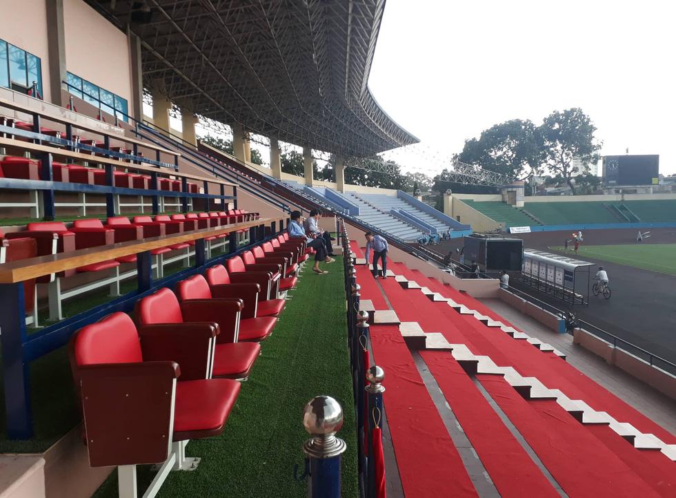Phú Thọ chờ đón trận giao hữu U23 Việt Nam - U23 Myanmar - Ảnh 5.