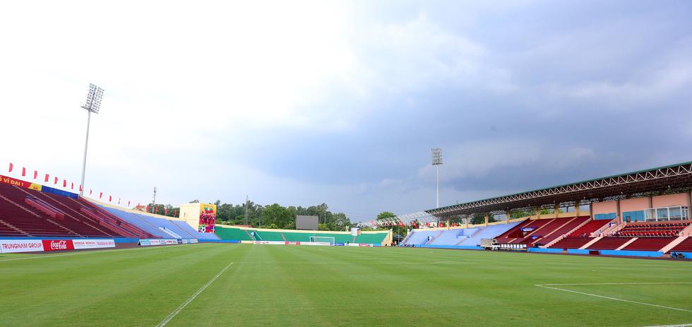 Phú Thọ chờ đón trận giao hữu U23 Việt Nam - U23 Myanmar - Ảnh 1.