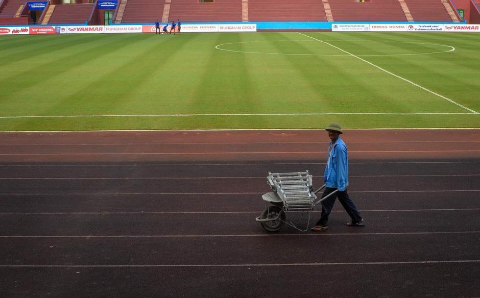Phú Thọ chờ đón trận giao hữu U23 Việt Nam - U23 Myanmar - Ảnh 2.