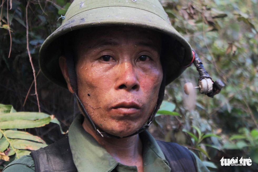 Quân dân căng mình ngày đêm chữa cháy cứu rừng - Ảnh 10.
