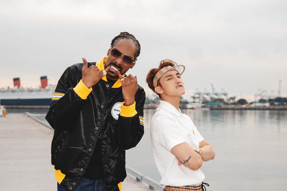 Xem Sơn Tùng M-TP kết hợp Snoop Dogg trong Hãy trao cho anh - Ảnh 2.
