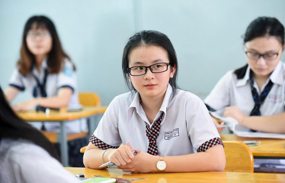 Đáp án môn tiếng Trung thi THPT quốc gia - Ảnh 3.