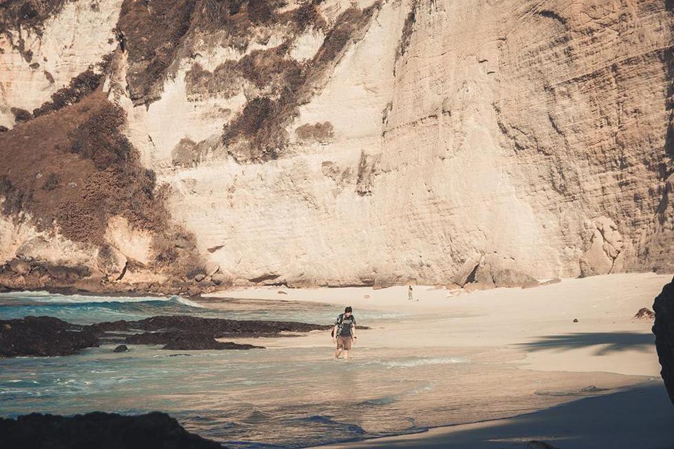 Thổn thức cùng sắc xanh trời biển của Nusa Penida - Ảnh 11.