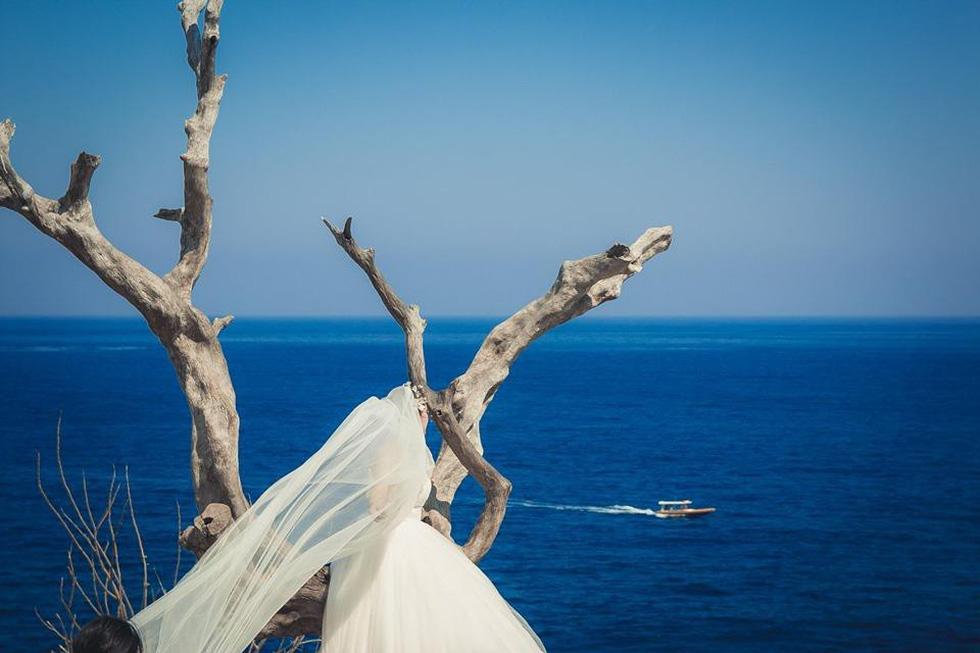 Thổn thức cùng sắc xanh trời biển của Nusa Penida - Ảnh 7.