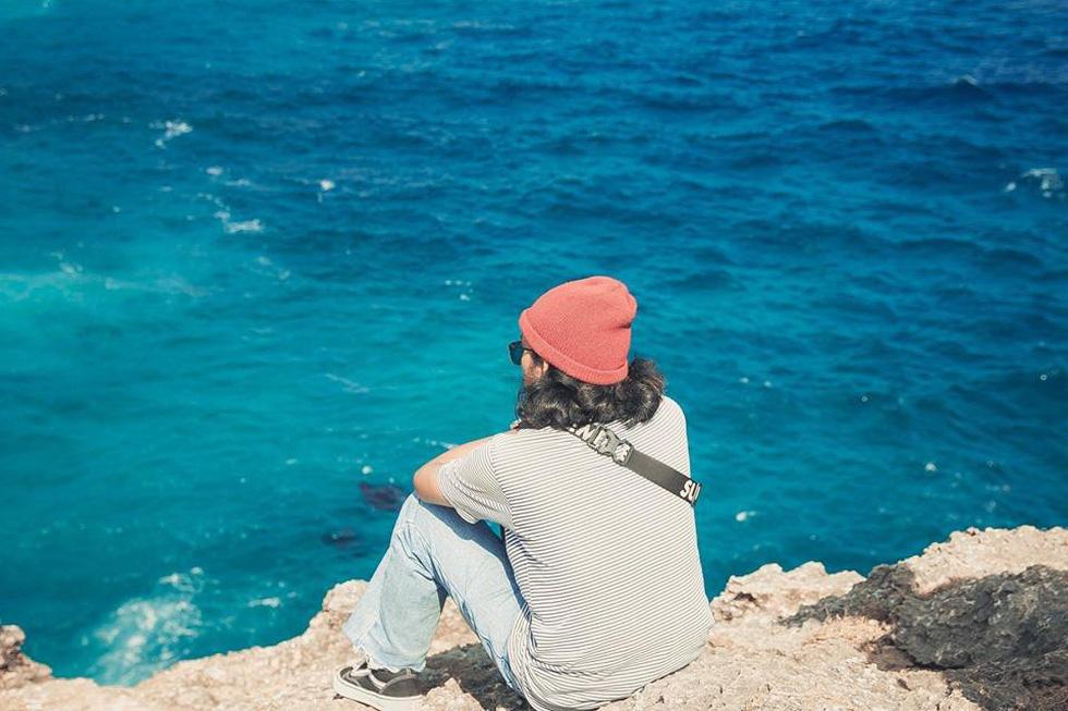 Thổn thức cùng sắc xanh trời biển của Nusa Penida - Ảnh 8.