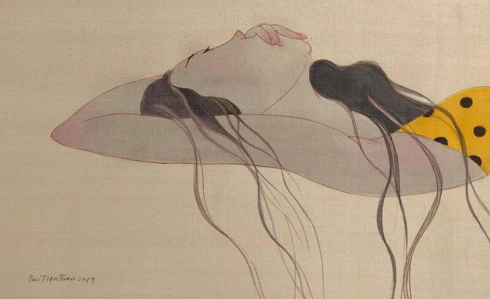 20 bức tranh Việt của Phố Bên Đồi đến Hà Lan tham gia triển lãm - Ảnh 1.