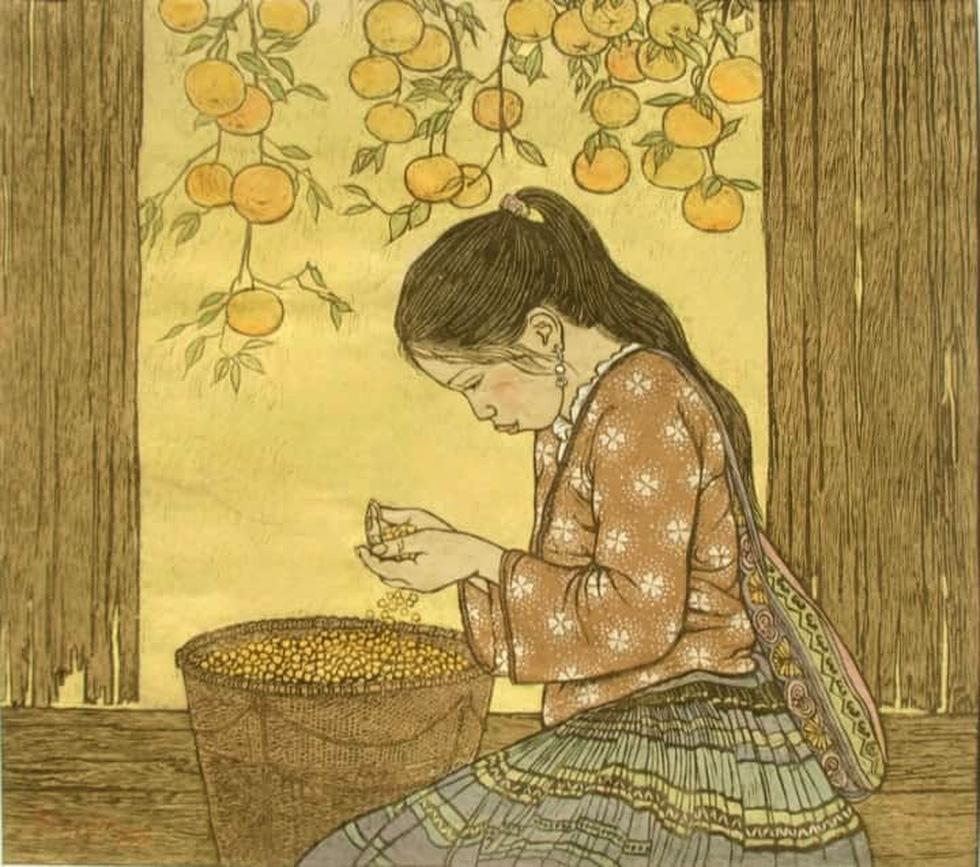 20 bức tranh Việt của Phố Bên Đồi đến Hà Lan tham gia triển lãm - Ảnh 13.