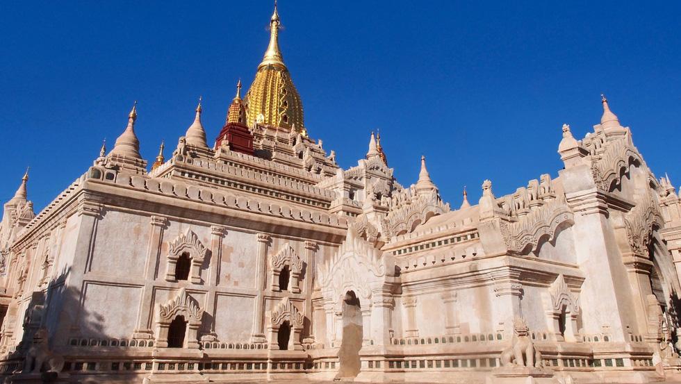 Những ngôi đền ngạo nghễ với thời gian ở cố đô Bagan - Ảnh 5.