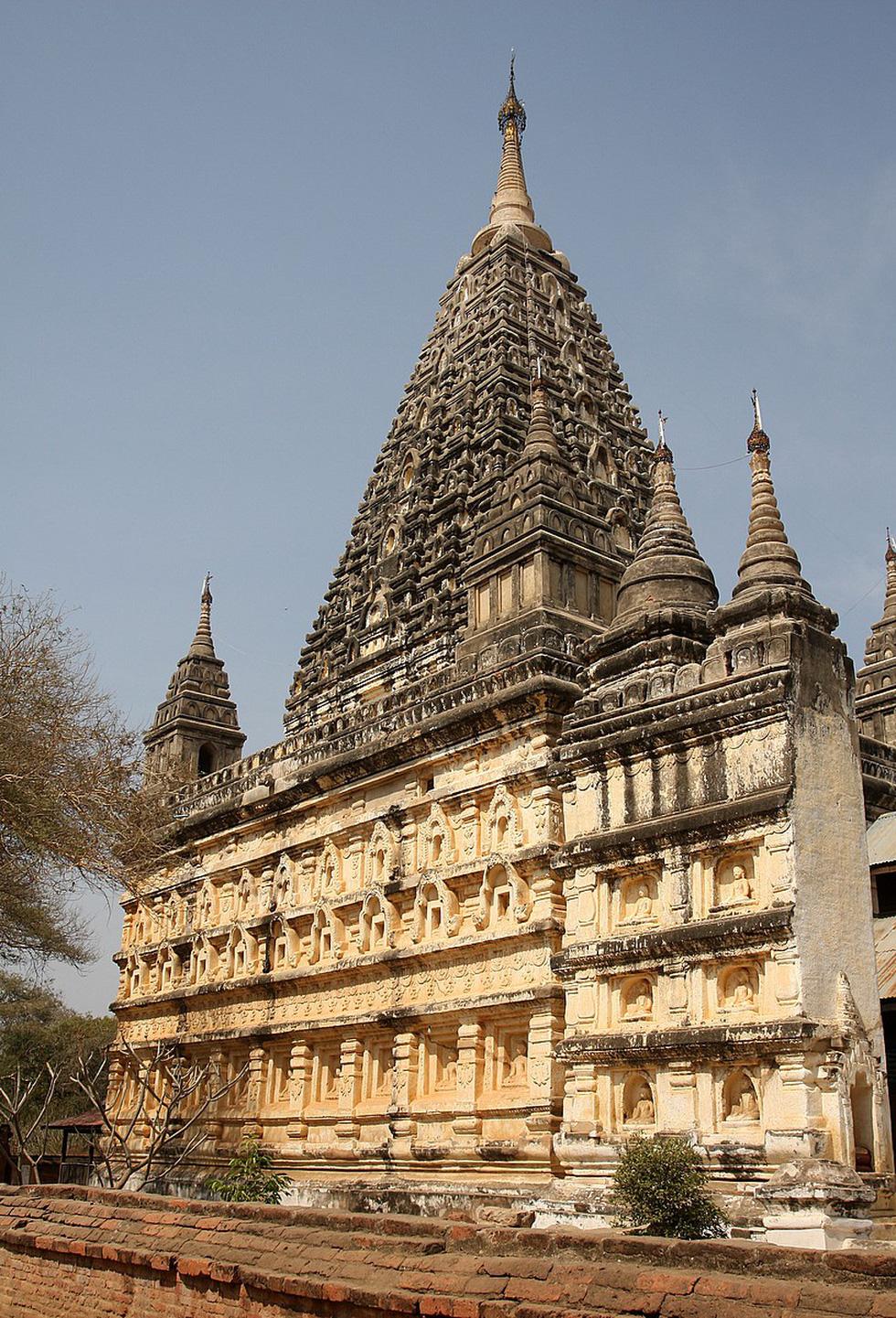 Những ngôi đền ngạo nghễ với thời gian ở cố đô Bagan - Ảnh 7.