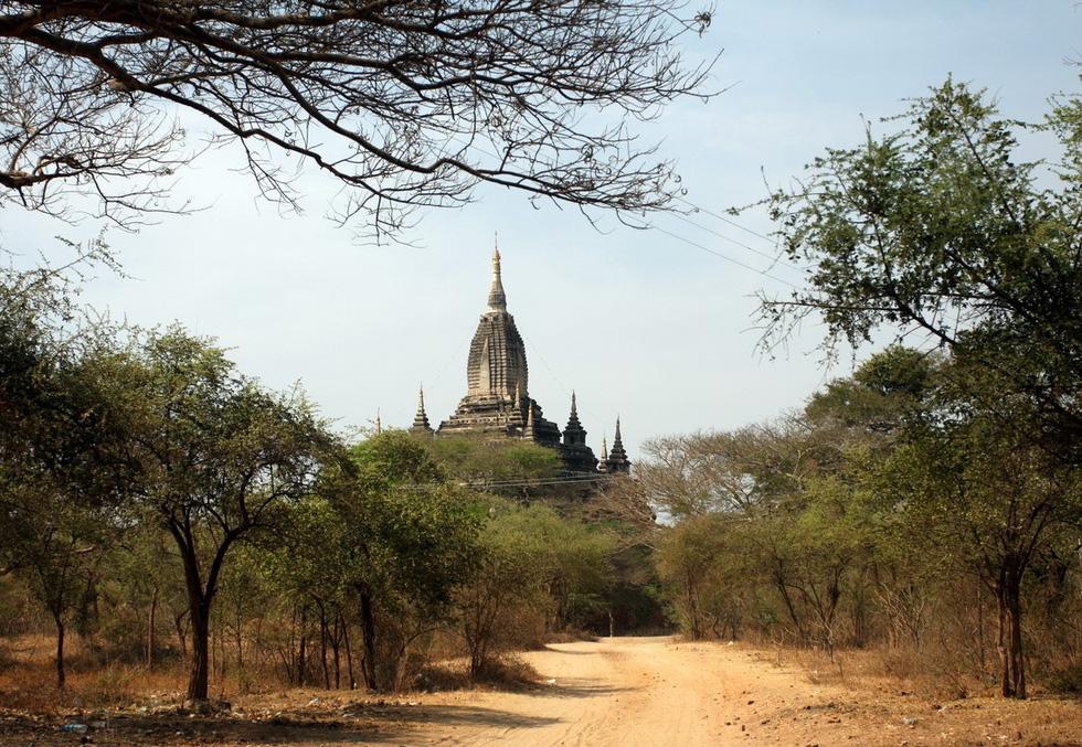 Những ngôi đền ngạo nghễ với thời gian ở cố đô Bagan - Ảnh 12.