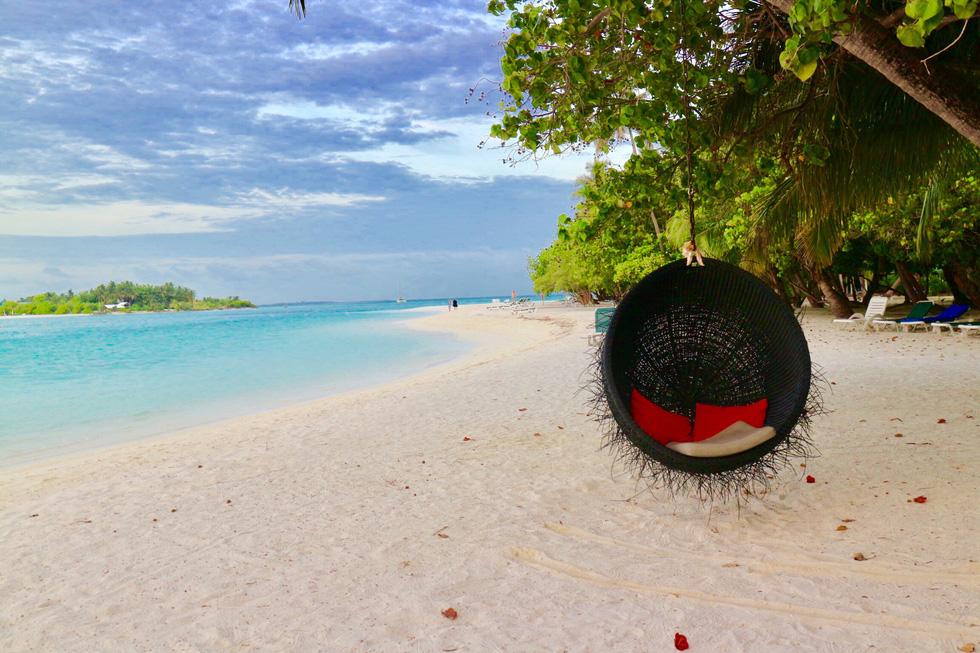 Đi bụi đến thiên đường Maldives - Ảnh 5.