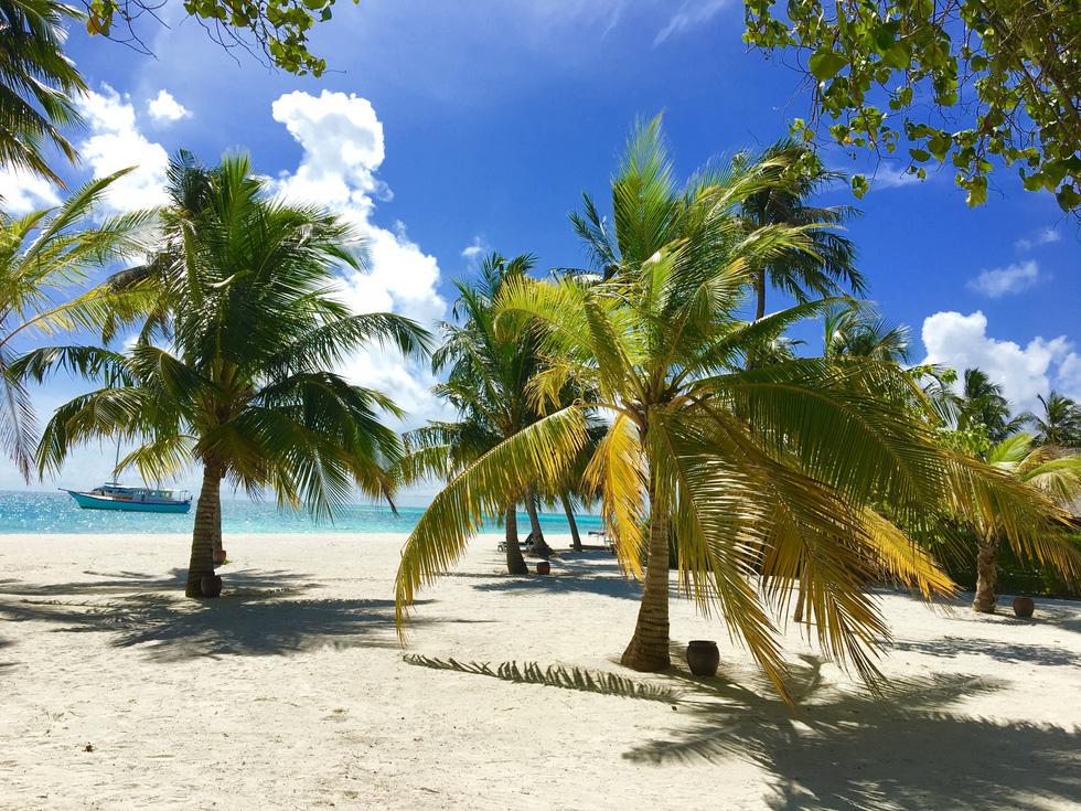 Đi bụi đến thiên đường Maldives - Ảnh 7.