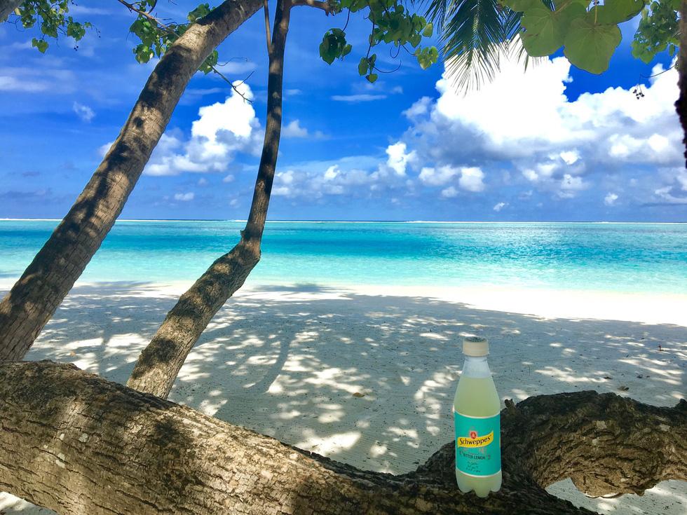 Đi bụi đến thiên đường Maldives - Ảnh 8.