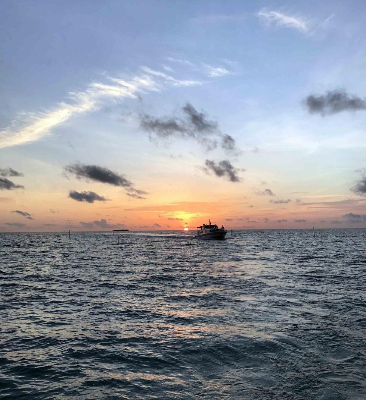 Đi bụi đến thiên đường Maldives - Ảnh 9.