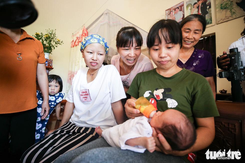 55 ngày diệu kỳ của mẹ Liên và bé Bình An - Ảnh 17.