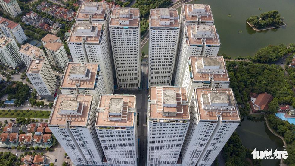 Điểm mặt những dự án sai phạm choáng váng của Mường Thanh giữa thủ đô - Ảnh 4.