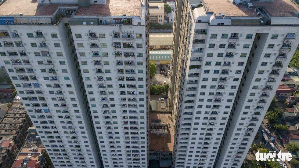 Điểm mặt những dự án sai phạm choáng váng của Mường Thanh giữa thủ đô - Ảnh 5.