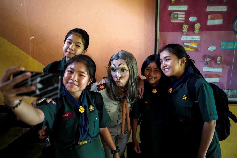 Thầy quái ở Thái Lan - Ảnh 7.