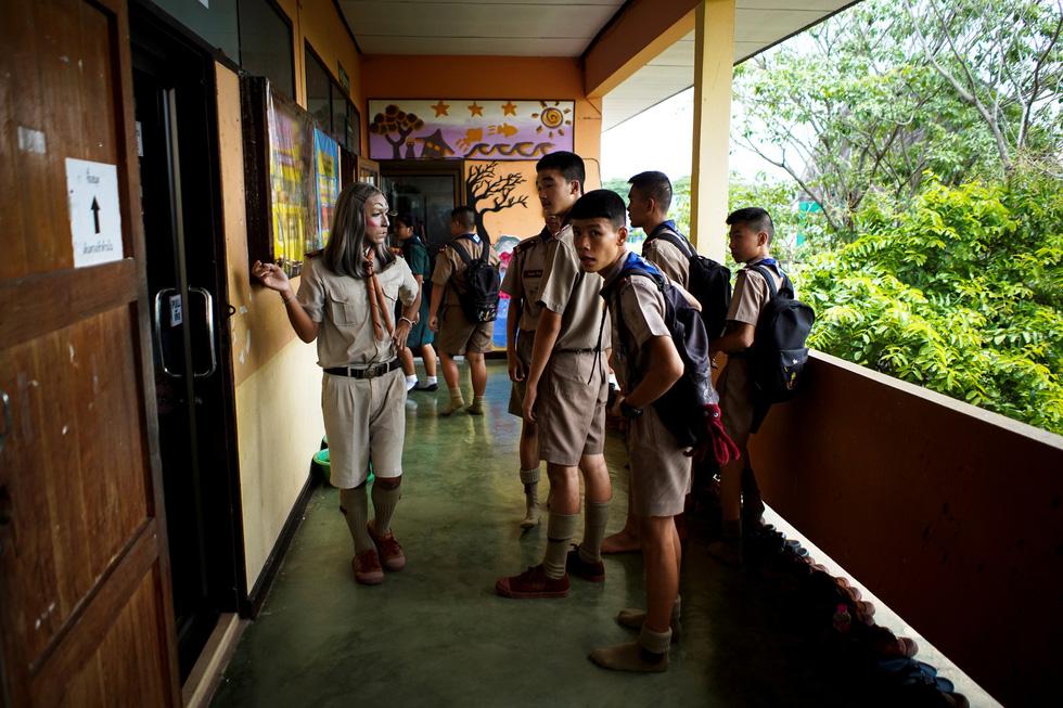 Thầy quái ở Thái Lan - Ảnh 12.