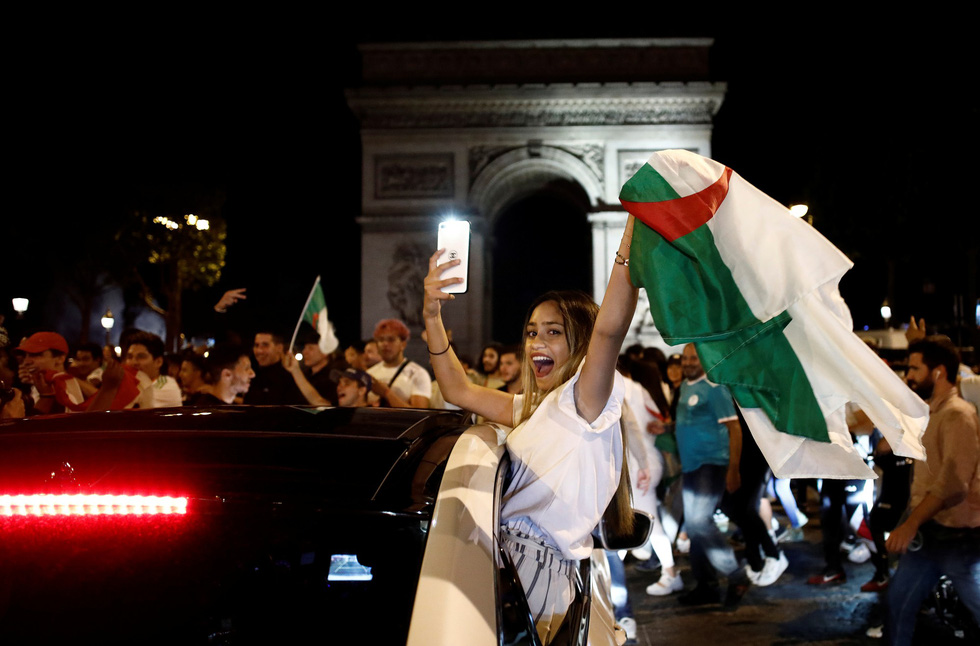Algeria ăn mừng trong phấn khích sau khi lên ngôi vô địch CAN 2019 - Ảnh 11.