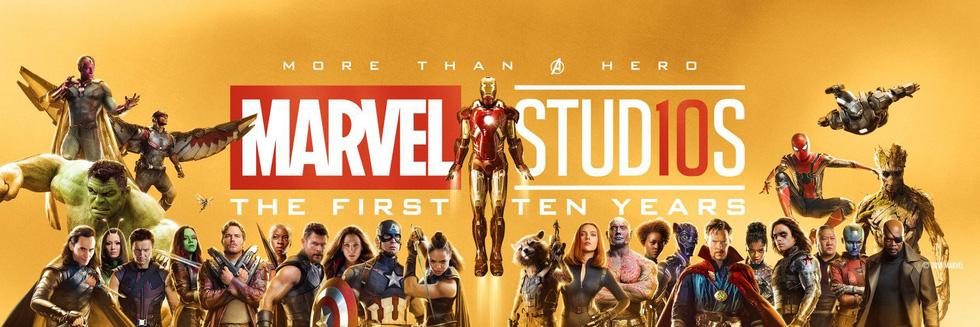 Vũ trụ điện ảnh Marvel công bố 5 dự án khủng từ Black Widow đến Thor - Ảnh 1.