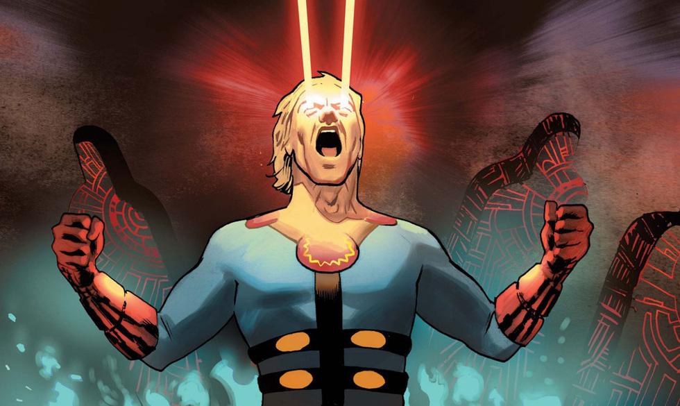 Vũ trụ điện ảnh Marvel công bố 5 dự án khủng từ Black Widow đến Thor - Ảnh 3.