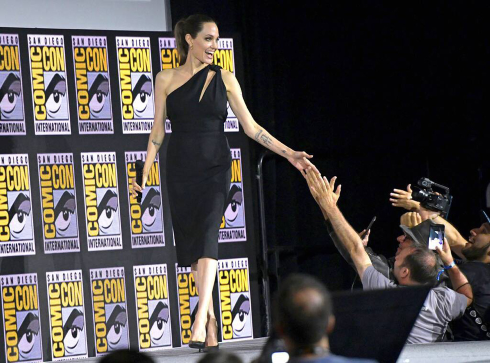 Vũ trụ điện ảnh Marvel công bố 5 dự án khủng từ Black Widow đến Thor - Ảnh 4.