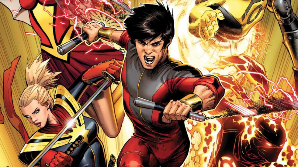 Vũ trụ điện ảnh Marvel công bố 5 dự án khủng từ Black Widow đến Thor - Ảnh 5.