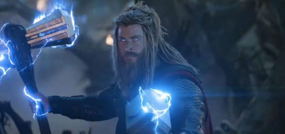 Vũ trụ điện ảnh Marvel công bố 5 dự án khủng từ Black Widow đến Thor - Ảnh 7.