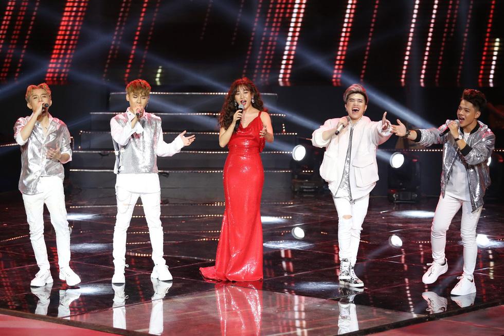 Giọng hát Việt 2019 - mùa giải 'màu mè nhất gọi tên Hoàng Đức Thịnh - Ảnh 10.