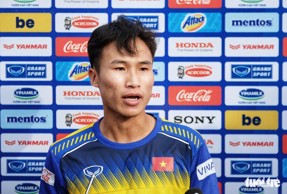 HLV Park Hang-seo hướng dẫn U22 Việt Nam chuẩn bị SEA Games 30 - Ảnh 2.