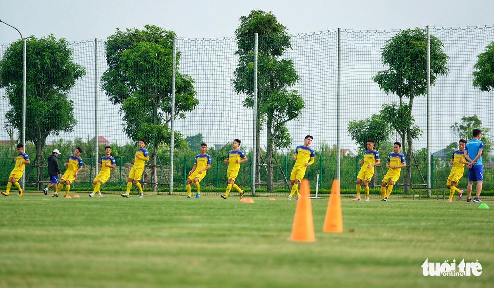 HLV Park Hang-seo hướng dẫn U22 Việt Nam chuẩn bị SEA Games 30 - Ảnh 3.