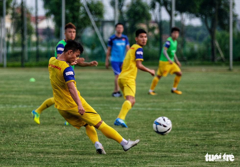 HLV Park Hang-seo hướng dẫn U22 Việt Nam chuẩn bị SEA Games 30 - Ảnh 11.