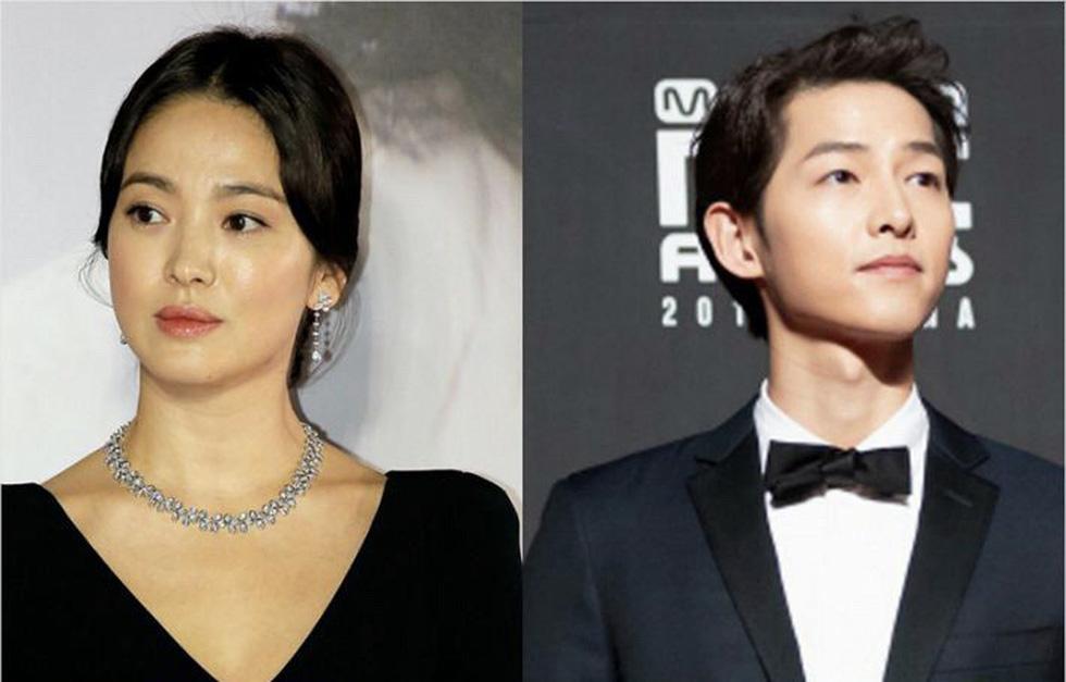 Song Joong Ki và Song Hye Kyo chính thức ly hôn, không chia tài sản - Ảnh 1.
