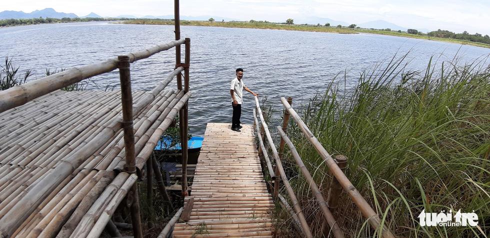 Làng tre Triêm Tây mát rượi bên sông, cách Hội An chỉ 2km - Ảnh 10.