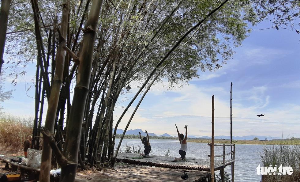 Làng tre Triêm Tây mát rượi bên sông, cách Hội An chỉ 2km - Ảnh 6.